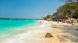 Cartagena de Indias e Isla Baru